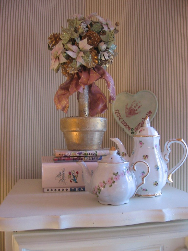 Teapots for Two
