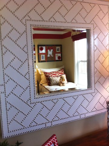 I could (may have to...) make this mirror