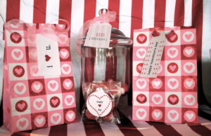 Valentine Gift Tag Printables