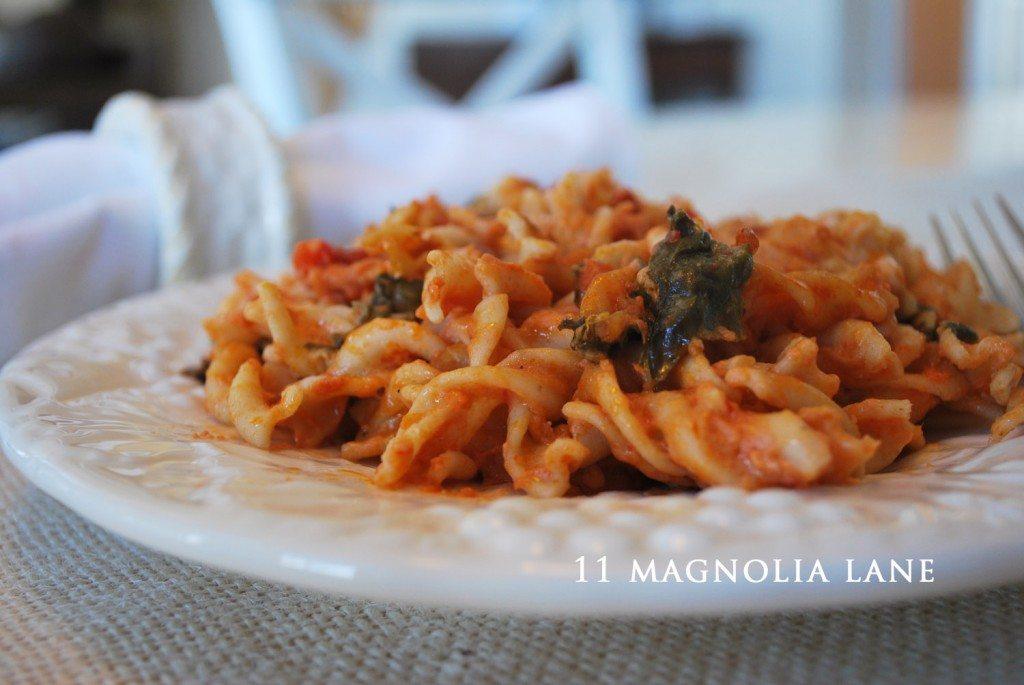 Wegman's baked pasta