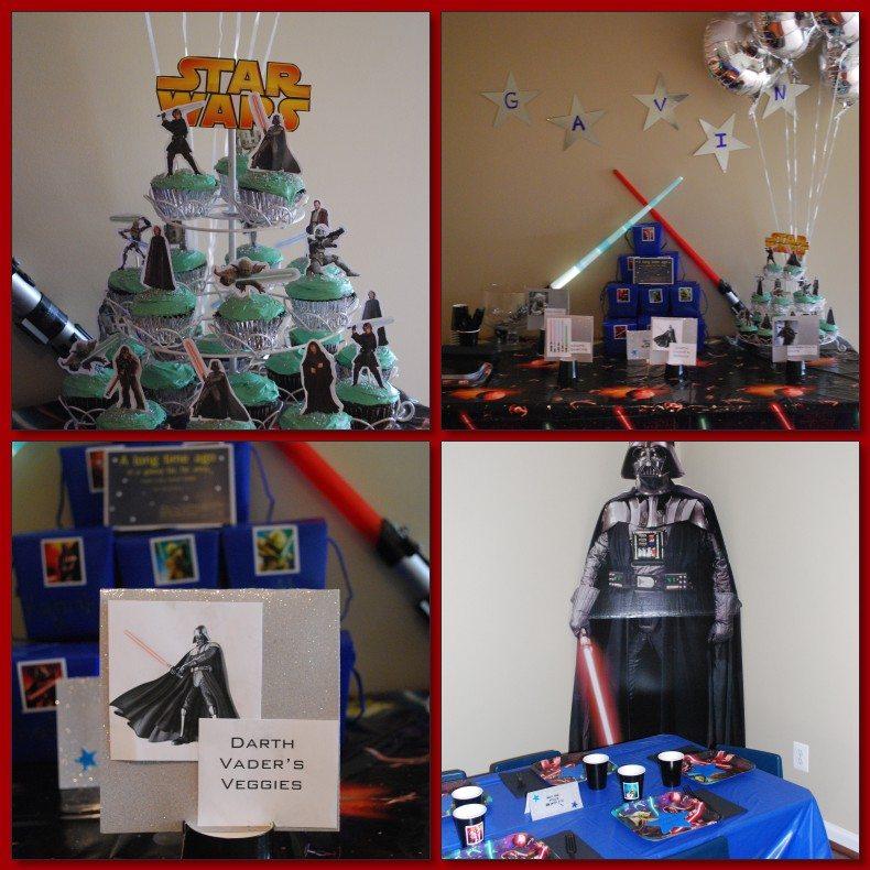 DIY Star Wars Party
