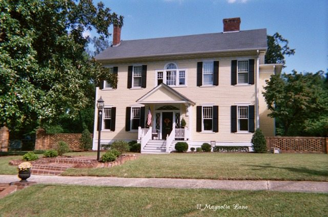 Historic home tour | 11 Magnolia Lane