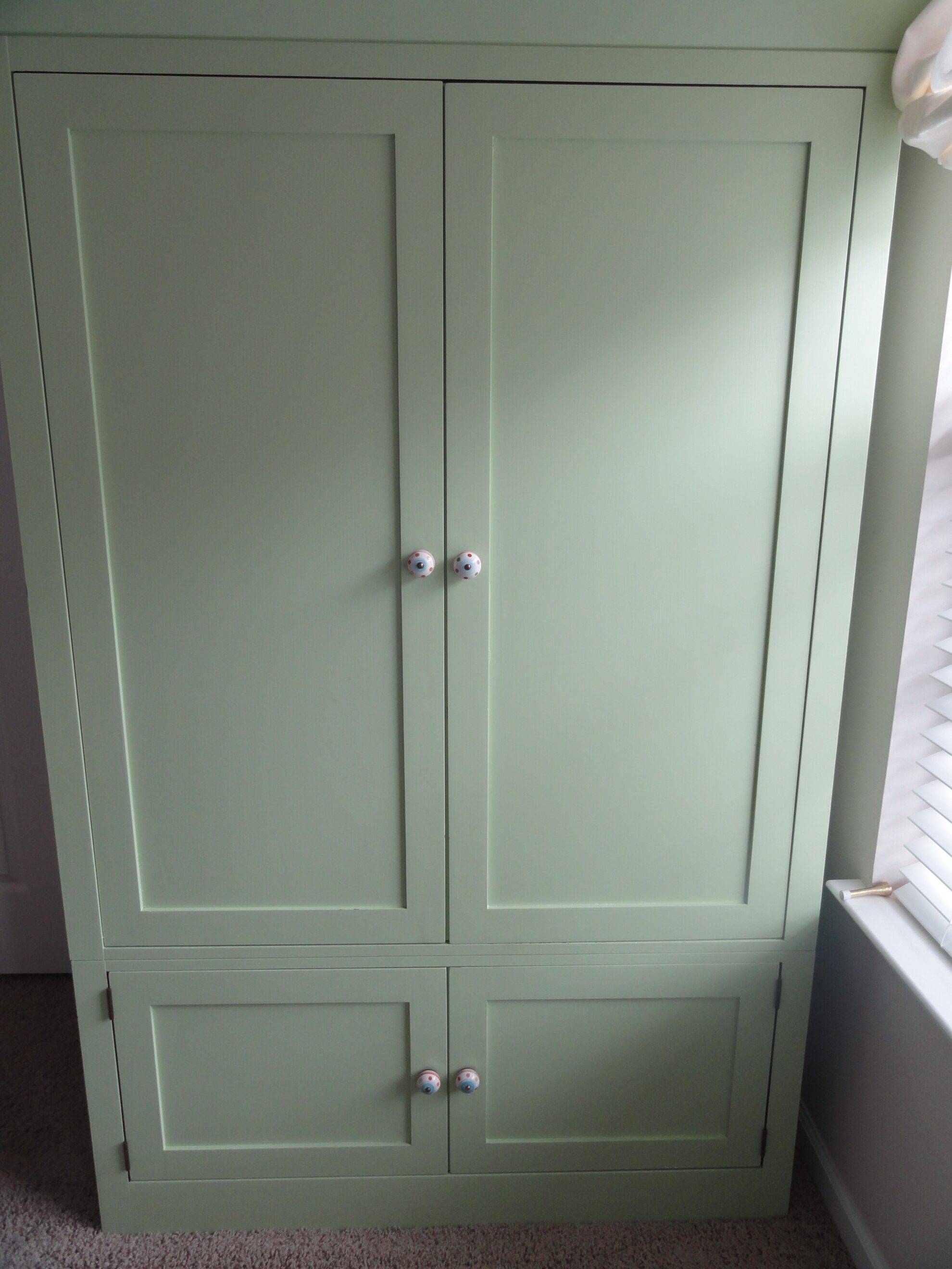 green painted furniture. Green Painted Furniture
