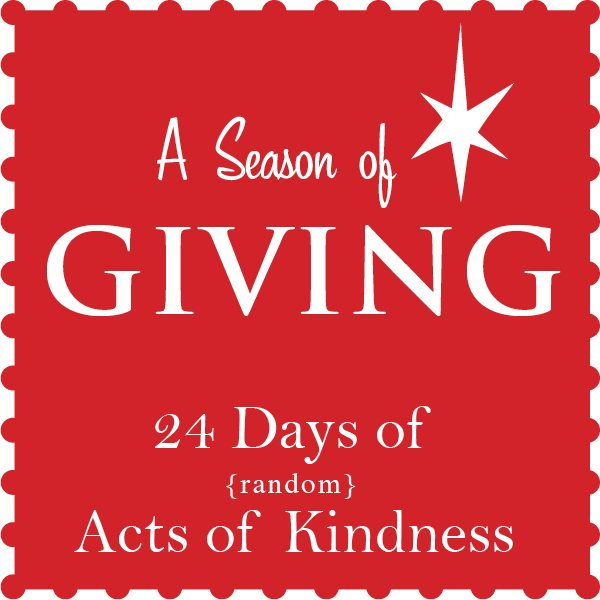 A Season Of Giving Acts Of Christmas Kindness During December 11