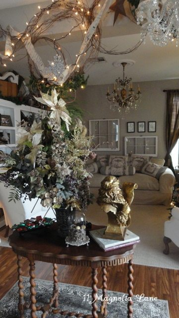 Magnolia Lane's Best Holiday Home Tour EVER!
