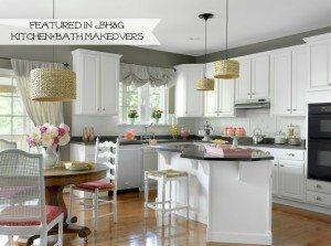 Kitchen Redo Reveal--Part 2