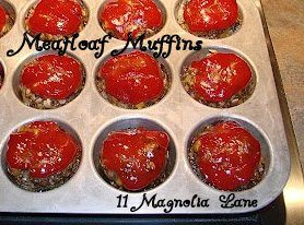 In the Kitchen with 11 Magnolia Lane: Meatloaf Muffins, Curry Chicken Casserole & Crock-Pot Pork Carnitas