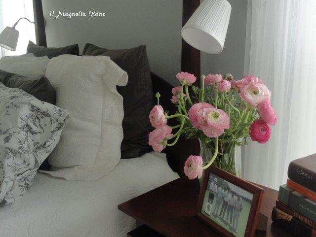 My Master Bedroom & Sitting Room (aka the office!) Redo Reveal