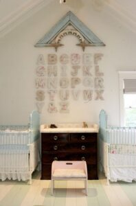Decorating a Dream Nursery