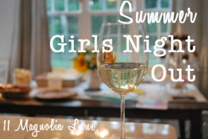 Summer Girls Night Out
