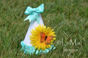 Garden Butterfly 1st Birthday Party
