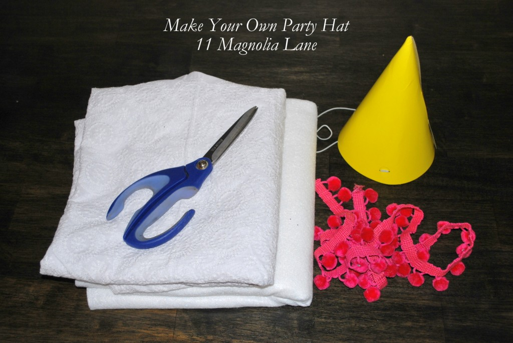 how to make a birthday hat 11 magnolia lane