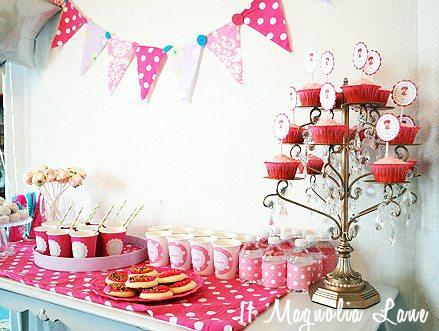 Lalaloopsy Themed Girls Birthday Party 11 Magnolia Lane