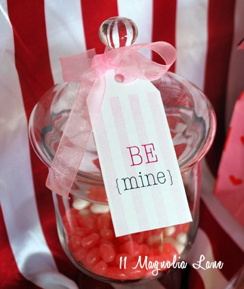 jar valentine printable