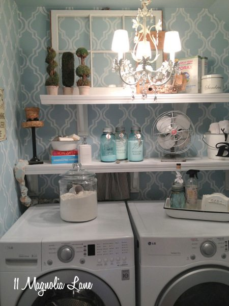 Laundry room at 11 Magnolia Lane