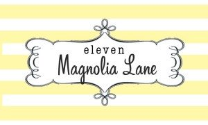 11 Magnolia Lane button