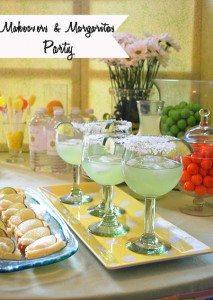 Makeovers & Margaritas Girls' Night