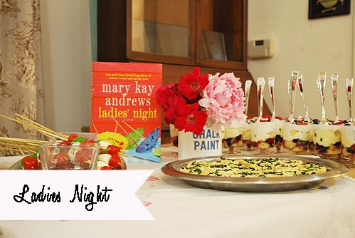 Crafty Ladies Night {and a $100 Visa Giftcard Giveaway}