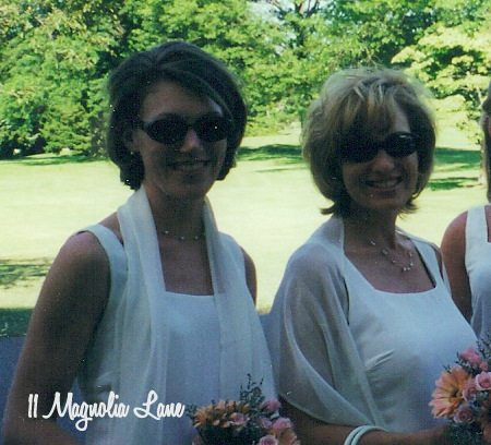 Bridesmaids in 2000--a recurring theme!