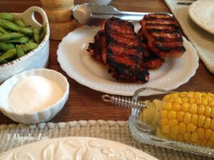 The Yummiest (and Easiest) Grilled Pork Chop Recipe Ever!