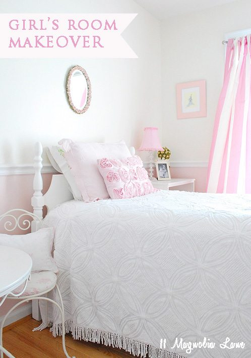 White Room And Bed Marked