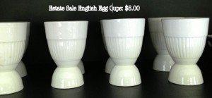 English Egg Cups