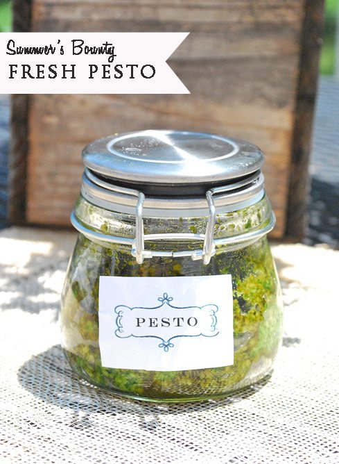 pesto MARKED