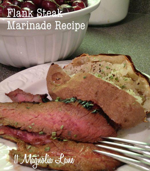 flank steak recipe