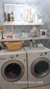 laundry room redo