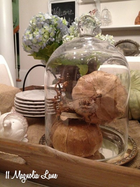 From the Archives:  Natural Autumn Decor