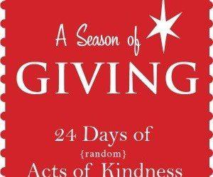 A Season of Giving