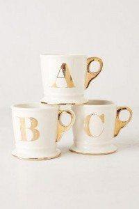 anthropolgie mugs
