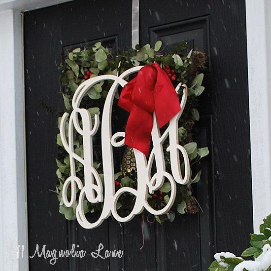 front-door-monogram-wreath