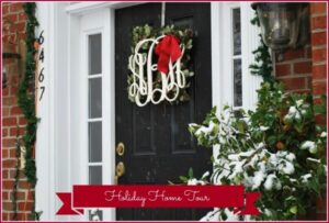 Holiday Open House~ Amy's House for the Holidays