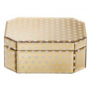 gold jewelry box target