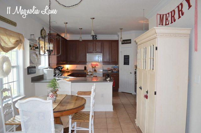 kitchen military housing
