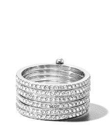 petite stack ring