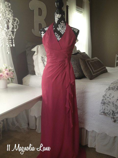 thrift store formal dress