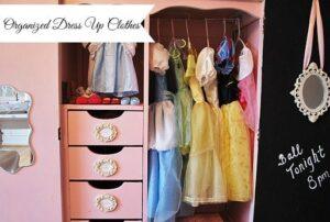 Operation: Organization 2014 ~ Organizing Dress Up Costumes