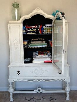 China Cabinet Front