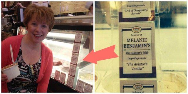 Melanie Benjamin Leopold's Ice Cream Savannah Book Festival GA