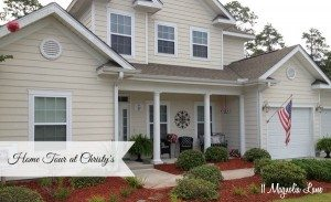christy home tour