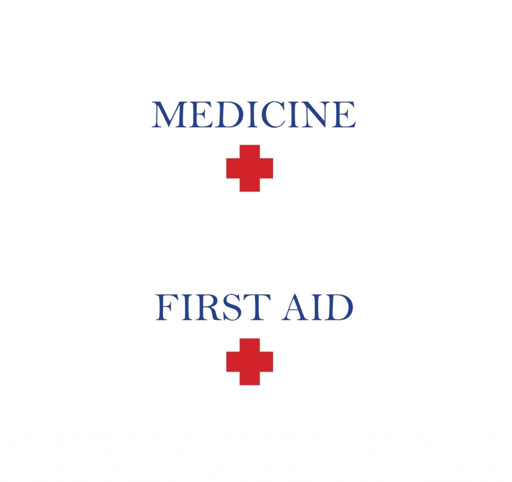 printable first aid medicine label