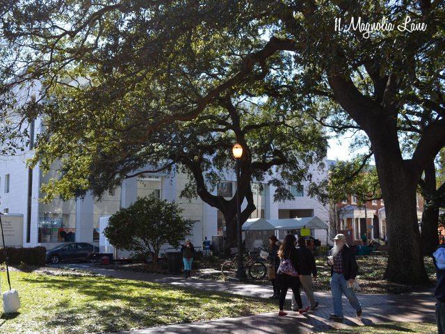 Jepson Center Telfair Square Savannah