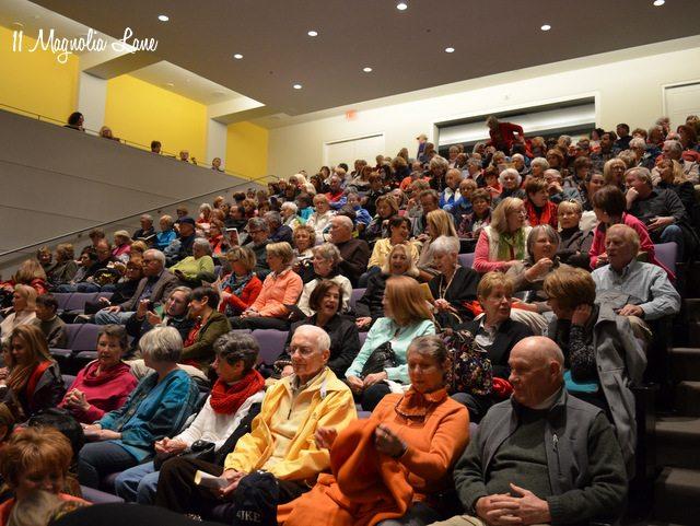 Neices Auditorium Jepson Center