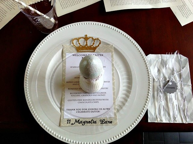 Easter_Place_setting & Easter Entertaining Made Easy with Chinet® Cut Crystal® Tableware ...