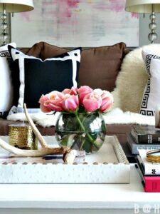 Spring Home Tour {Kick-Off!} with Bliss@Home