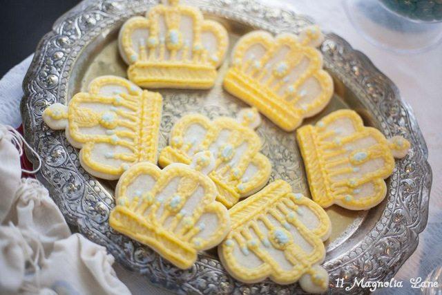 Crown Cookie