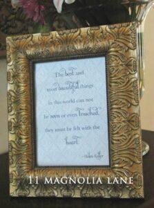 Simply on Sunday--Helen Keller Printable