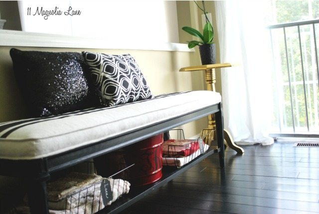 Bench Turned Kitchen Table Banquette